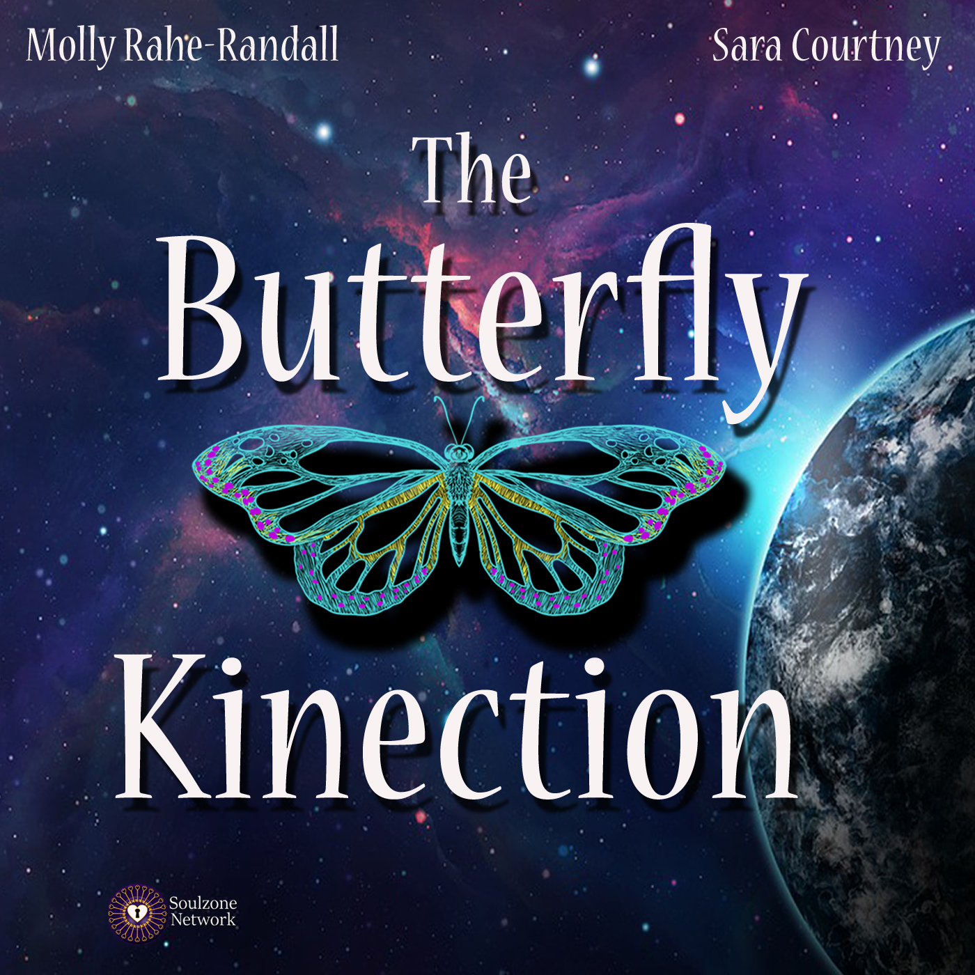 New Logo with The Butterfly Kinection