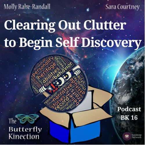 BK16 Clearing Out Clutter to Begin Self Discovery