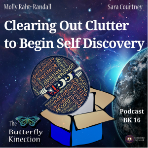 Clearing out Clutter to Begin Self Discovery
