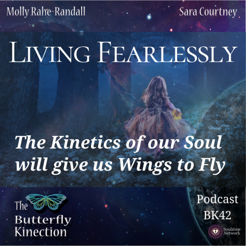 The Kinetics of Our Soul Will Give Us Wings to Fly